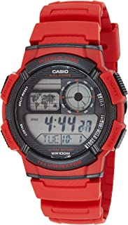 Casio Sport Watch Digital Display for Men AE-1000W-4AV