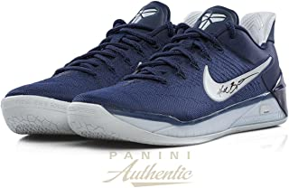 cab85a4c76a Kobe Bryant Autographed Navy Blue Nike Kobe A.D. Shoe ~Open Edition Item~ -  Panini