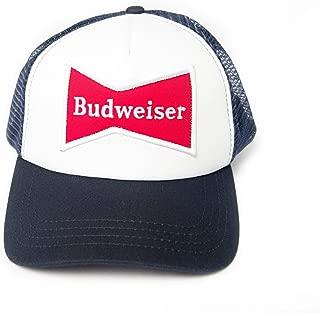 Best white budweiser hat Reviews