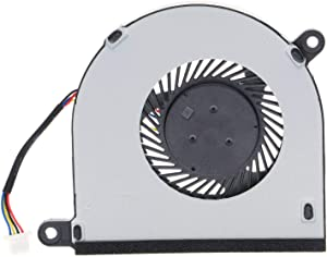 New Laptop CPU Cooling Fan Replacement for Dell Inspiron 5578 P58F 7375 P69G 7378