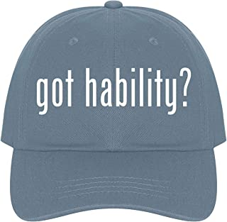 The Town Butler got Hability? - A Nice Comfortable Adjustable Dad Hat Cap