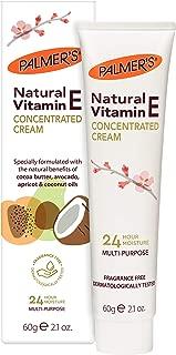 Palmer's Natural Vitamin E Concentrated Cream | 2.1 Ounce