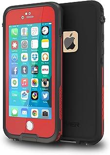 CellEver iPhone 6 / 6s Case Waterproof Shockproof IP68 Certified SandProof Snowproof Full..