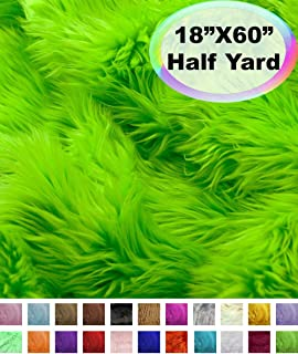 Best green hairy fabric Reviews