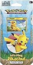Pokemon 728192497124 TCG: Let's Play, Pikachu! Theme Deck, Multicolor