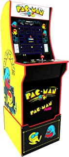 Arcade1Up Cabinet & Branded Riser (Pac-Man)