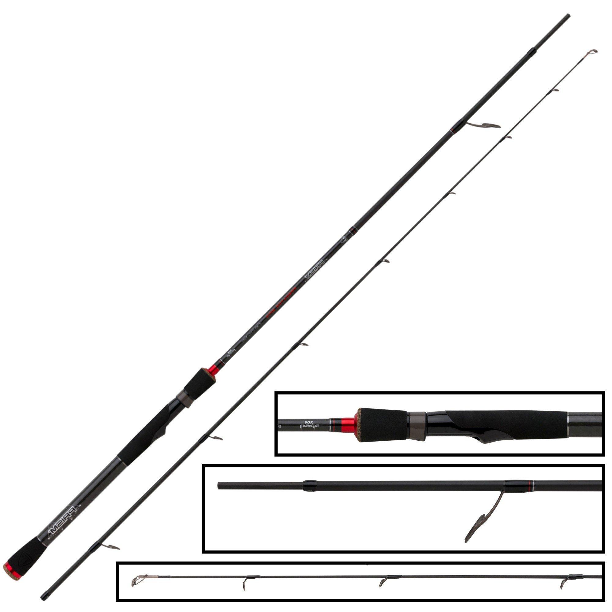 Fox Rage Prism Predator Spin Rod 210 cm 10 – 35 g – Caña de ...