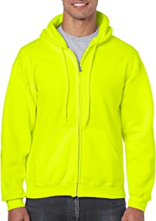 Men's Fleece Zip Hooded Sweatshirt