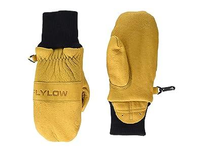 Flylow Mighty Mitt (Little Kids/Big Kids) (Natural) Ski Gloves
