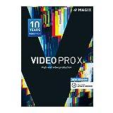 MAGIX Vidéo Pro X – Version anniversaire 10 – Logiciel primé pour un montage vidéo professionnel [Téléchargement]