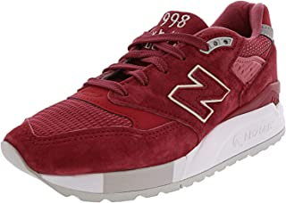 New Balance Women's W998 Ankle-High Leather Running Shoe