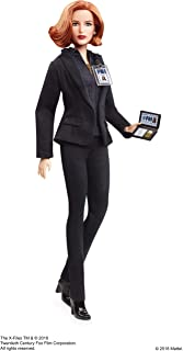Barbie FRN95 The X-Files Agent Dana Scully Doll, Multicolor