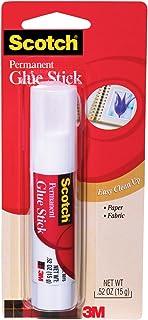 Scotch 6015 Scotch Glue Stick, 0.52 Oz.
