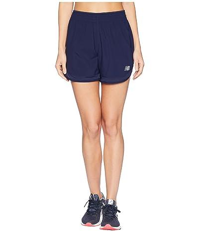 New Balance Accelerate 5 Shorts (Pigment) Women