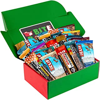 Kind + Clif Variety Snacks Care (22 Count) Combo Pack- Your Favorite Brands Mega Bundle- Nut, Fruit, Protein, Chocolate Bars + More- Breakfast, Office Breakroom, Work, College, Dorms, Army + More