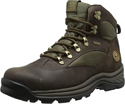 Timberland Chocura Trail Mid with Goretex Membrane, Men's High Rise Hiking Shoes : boots