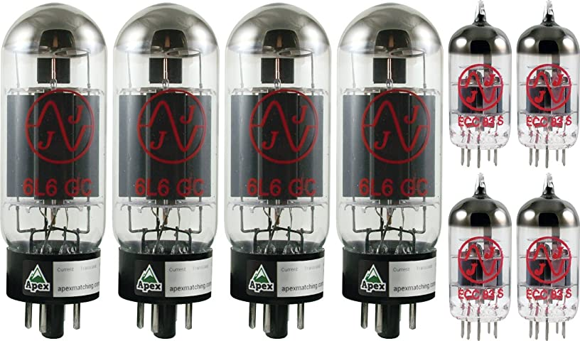 Vacuum Tube Set for Markley CD-212, Apex Matched