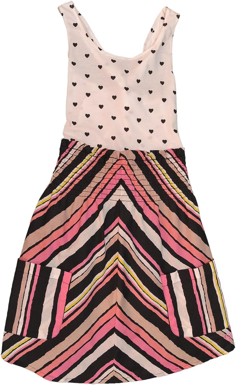 Roxy Big Girls' Breakout Star Print Dress