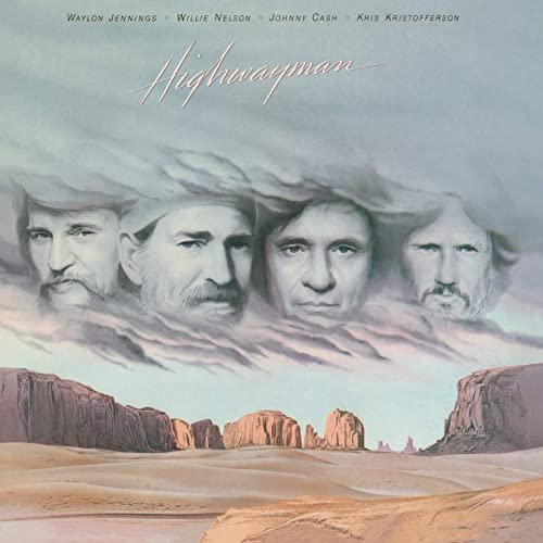 Desperados Waiting For A Train By The Highwaymen Willie Nelson Johnny Cash Waylon Jennings Kris Kristofferson On Amazon Music Amazon Com