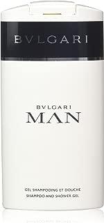 Bvlgari Shampoo and Shower Gel, Man, 6.8 Ounce