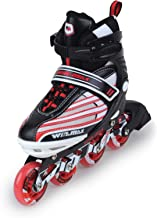 Winmax WME05886A Inline Skates ,39-42,Red Color
