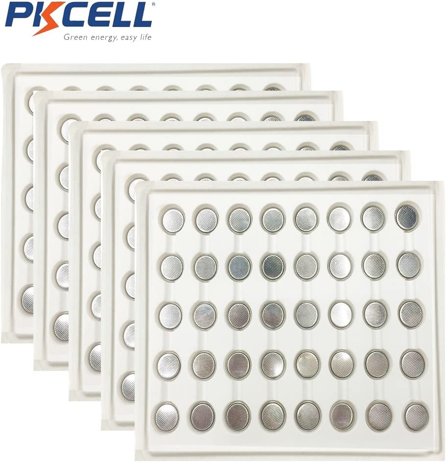 Pkcell Popular products 3V Lithium Rare Batteries DL1216 ECR1216 CR1216 200pc