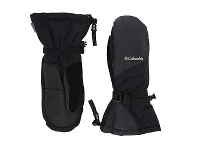Columbia Whirlibirdtm Mitten (Black) Snowboard Gloves