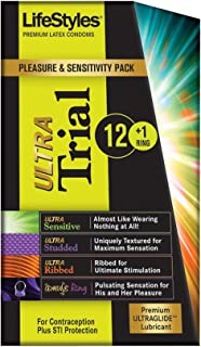 Lifestyles Ultra Trial 12+1