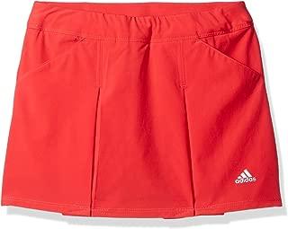 adidas Golf Girls Fashion Pleat Skort