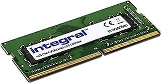 Integral Memory DDR4 8 GB SODIMM 2666 Mhz PC4-21300 260 Pins Notebook Memory Kit voor PC en Mac