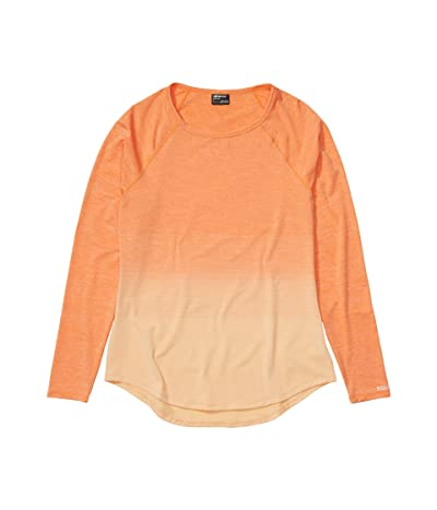 Marmot Cabrillo Long Sleeve (Sweet Apricot) Women