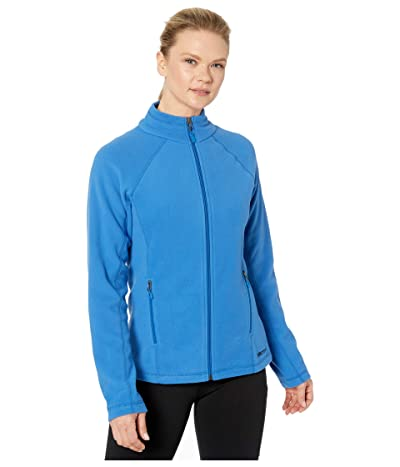 Marmot Rocklin Full Zip Jacket (Classic Blue) Women