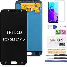 SRJTEK TFT Pantalla LCD de Repuesto para Samsung Galaxy J7 Pro 2017 J730 J730F/DS J730G/DS J730GM/DS 5.5