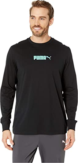 T7 Pop Long Sleeve Tee