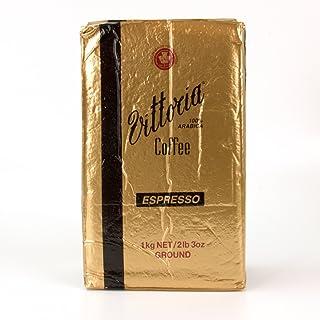 Vittoria Espresso Coffee Ground 1kg