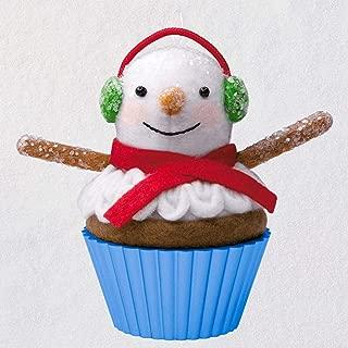Hallmark Christmas Cupcakes That's Snow Sweet! Special Edition Ornament Snowmen