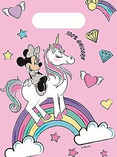 Disney 6 Sac Cadeaux, 10067639, Taille Unique