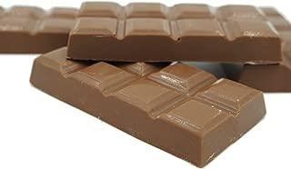Philadelphia Candies Break-Up Block for Baking / Melting, Milk Chocolate 1 pound (2-Ounce Bars, Pack of 8)