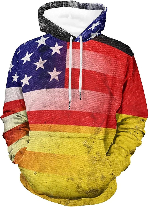 Adult Fashion Pullover Hoodies Sweatshirt