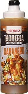 Herdez Taqueria Street Sauce Habanero
