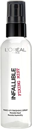 L'Oreal Paris Infallible Make-up Fixing/Finishing Spray Number 01, Mist