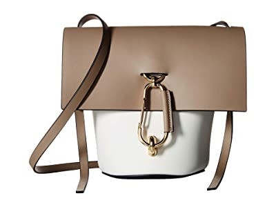 ZAC Zac Posen Belay Crossbody (Dark Cobblestone) Shoulder Handbags
