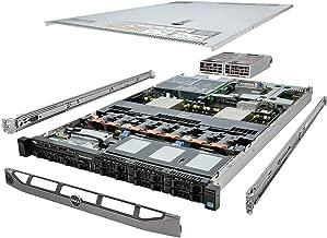 DELL PowerEdge R620 Server 2.90Ghz 16-Core 192GB 2X 512GB SSD 6X 1TB High-End (Renewed)