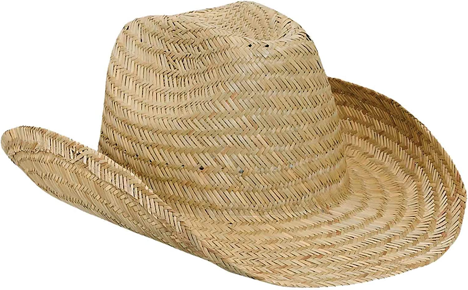 Product of Ottocap Natural Straw Cowboy Hat -Natural, L [Wholesale Price on Bulk]