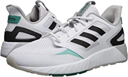 Footwear White/Core Black/Active Green