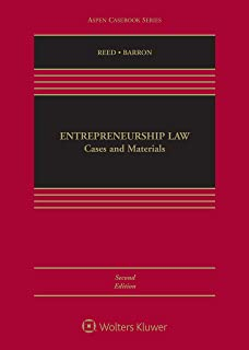 Entrepreneurship Law: Cases and Materials