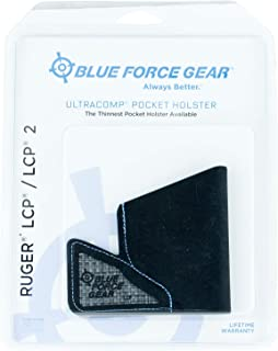 Blue Force Gear M-HOLSTER-LCP-01-BK Pocket Holster Designed for LCP/LCP II Black