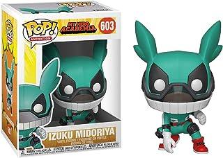Izuku Midoriya: Fun?ko Pop! Animation Vinyl Figure & 1 Compatible Graphic Protector Bundle (603 - 42930 - B)