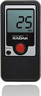 Pocket Radar Personal Speed Radar (Renewed)