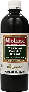 Mexican Vanilla Blend By Molina Vainilla, 16.6 Oz (Vanillin Extract)